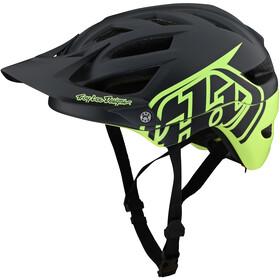Troy Lee Designs A1 MIPS Helmet classic grey/green